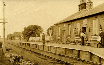Cumbria Railways Bromfield Station